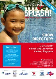 4-5 May 2011 - Splash Magazine