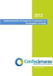 Implementacion de Gobierno Corporativo en pymes colombianas