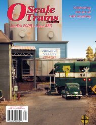 Download - O Scale Trains Magazine Online