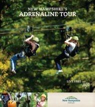 ADRENALINE TOUR - New Hampshire