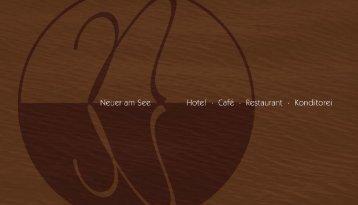 Hotelprospekt als PDF laden - Hotel Neuer am See