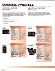 Duracell - Professional Battery Products - Full Line Catalog - Page 4