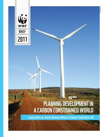 Planning Development in a Carbon Constrained World - WWF Blogs