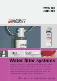 Water Filters - CESA