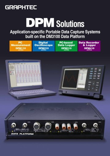 DM3100 Solutions.pdf - Graphtec
