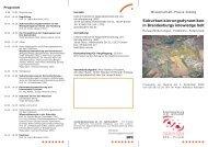 in Brandenburgs knowledge belt Suburbanisierungsdynamiken - IRS