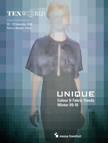 Colour & Fabric Trends Winter 09-10 - Europa Regina
