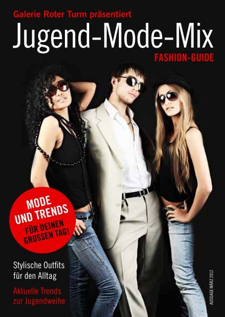 special sales promo codes superior quality Jugend-Mode-Mix - Galerie Roter Turm Chemnitz
