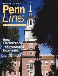 August 2004 - PREA - The Pennsylvania Rural Electric Association