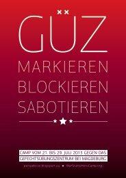 Aufruf als PDF - Projekt Revolutionäre Perspektive