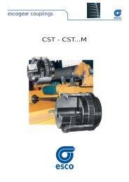 Escogear CST - Esco Drives & Automation