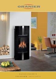 Gesamt Katalog Gasheizgeräte 2012 - Gas-Center M. Honegger AG