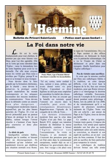 L'Hermine nº 12 - La Porte Latine