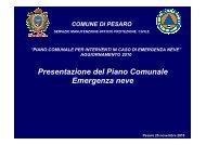 Presentazione del Piano Comunale Emergenza neve - Pesaro 0914