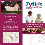 Ausgabe 17. Januar 2013 - und Nachtzentrums Zytlos