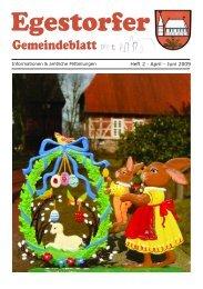 Vereine / MTV -  Egestorfer Gemeindeblatt
