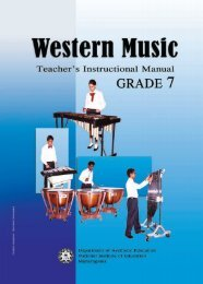 Western Music - Teachers Sri Lanka