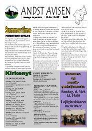 Andst Avisen uge 26 2013