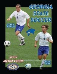 2007 - Georgia State University Athletics