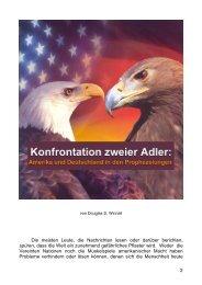 Konfrontation zweier Adler: Amerika und ... - Welt von Morgen