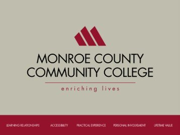 Monroe County Community College