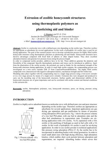 Parameters influencing the electrical performance of highly ...