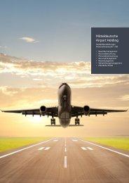 Mitteldeutsche Airport Holding - Sage