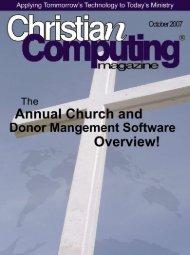 BEST - Christian Computing Magazine