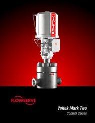 Valtek Mark Two - Flowserve Corporation