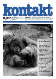 Ausgabe 14 (22.07.2010) PDF - Herrnhut
