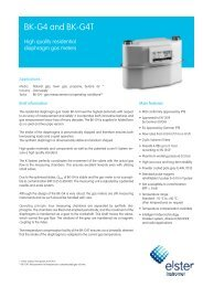 G4 Data Sheet.pdf - UK Metering