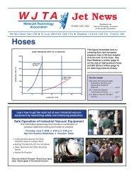 February - Waterjet Technology Association