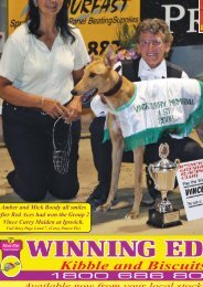 April'08 - Greyhounds Queensland