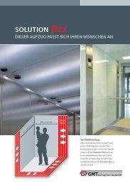 SOlutiOn - Tepper Aufzüge GmbH