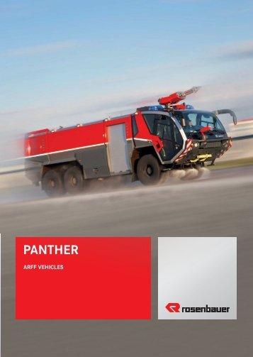 Brochure PANTHER en - Rosenbauer
