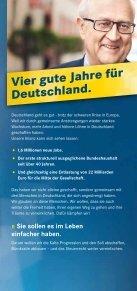 Nur mit uns. Nur mit uns. - FDP Kreisverband Aschaffenburg Land - Seite 2