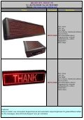 LED Moving Sign (MELODY-LIGHTING) - Melody-lighting.com - Page 2