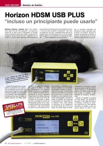 Horizon HDSM USB PLUS