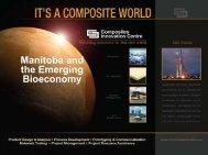 Manitoba and the Emerging Bioeconomy