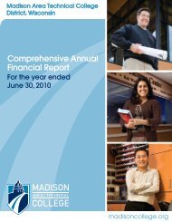 Comprehensive Annual Financial Report - Faculty and Staff ...