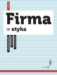 = etyka - Forum Odpowiedzialnego Biznesu