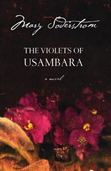 Violets proof7b - Cormorant Books