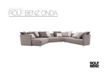 ROLF BENZ ONDA