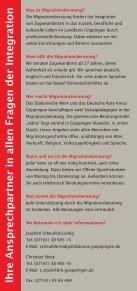 Flyer Migrationsberatung für erwachsene Zuwanderer - Seite 2