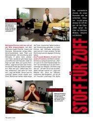 JUMA 1/03 Seiten 16-17 Stoff für Zoff - Iundervisning