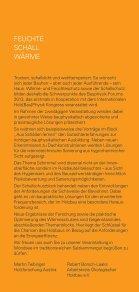 BAuphysik Forum 2013 - proHolz Tirol - Seite 2