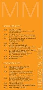 BAuphysik Forum 2013 - proHolz Tirol - Seite 6