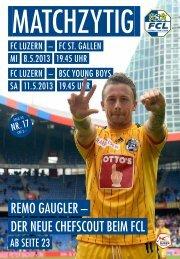 Ausgabe 17 - FC Luzern