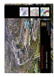 North Blackpool Local Area Plan 2011 - Cork City Council