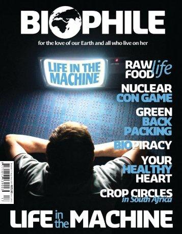 R25.00 - Biophile Magazine